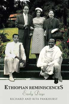 Ethiopian Reminiscences: Early Days book cover